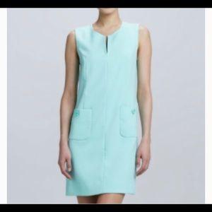 Kate Spade Light Blue Tali Sleeveless Dress